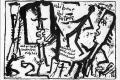 "CityCard_Nr. 2: ""Ubi Bene Ibi Patria"", Lithographie, 1987."