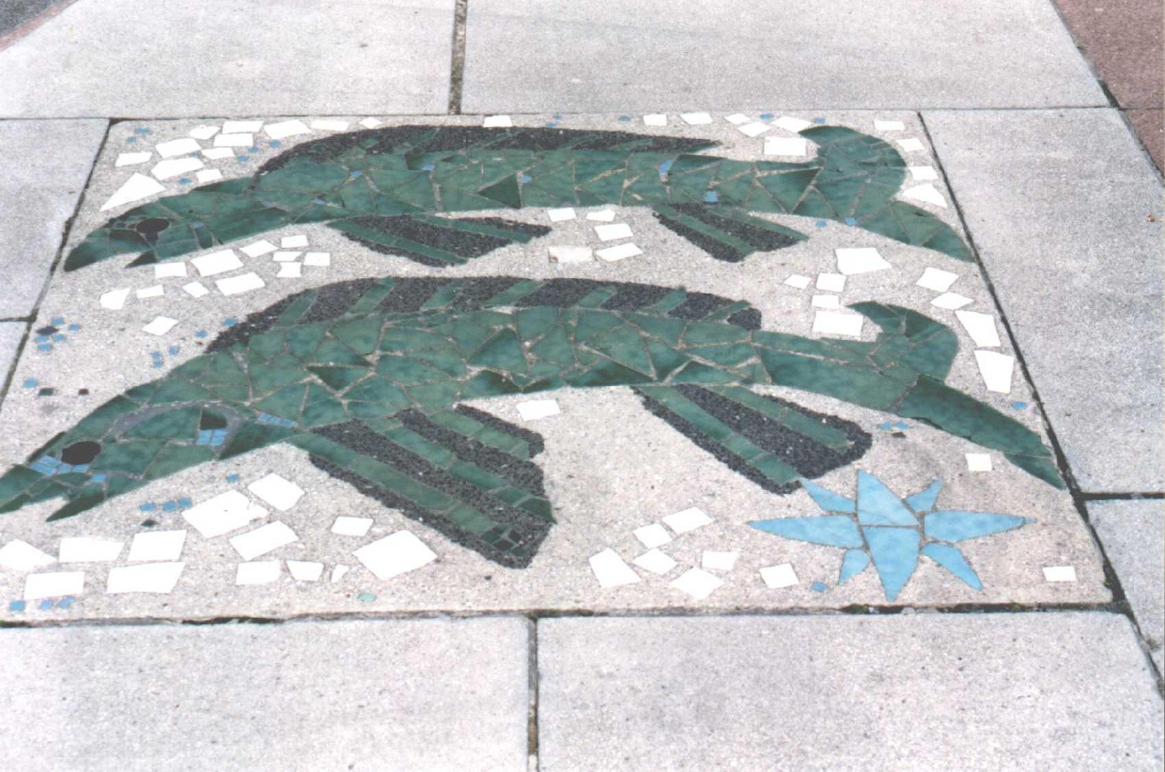 Windrose: Detail Fische